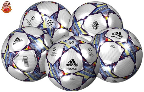 balon champions league 2011-2012