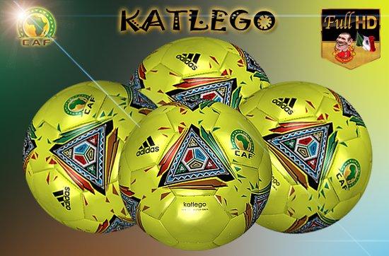 Adidas Katlego Caf 2013 PES 6 - by skills_rooney