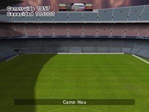 Nou Camp PES6 PC - by rafa_tu_blade - Noticias Pro Evolution