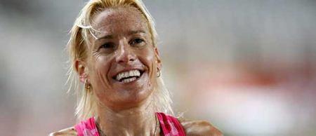 Marta Domínguez dio a España el primer oro en diez años