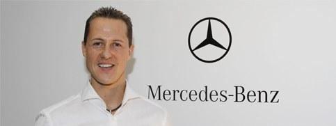 Mercedes hace oficial el fichaje de Michael Schumacher