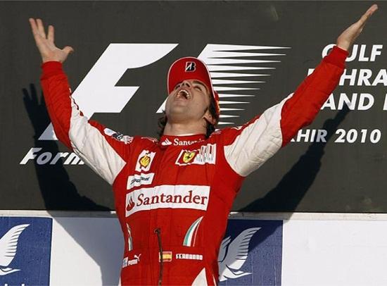 Alonso empieza con victoria
