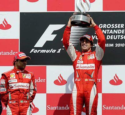 La remontada de Alonso empieza con polémica