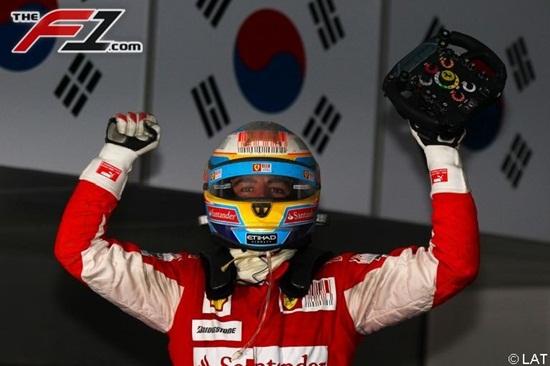 Alonso nuevo lider del mundial