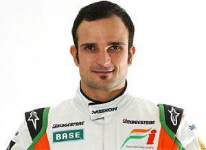 Vitantonio Liuzzi será el piloto titular de Force India