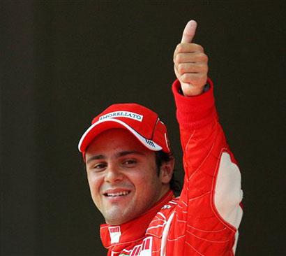 Felipe Massa se queda fuera de la temporada 2009