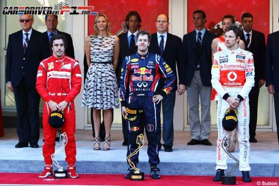 Segundo podio para Alonso