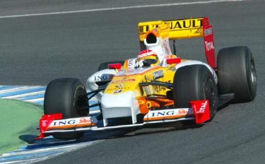 La escudería Renault recupera el KERS para Monza