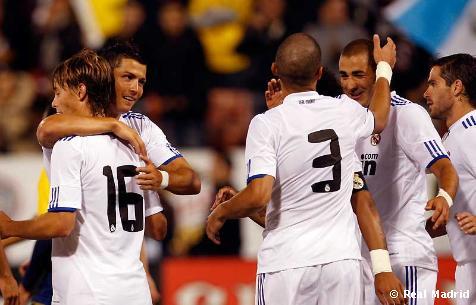 El Real Madrid se estrena con victoria