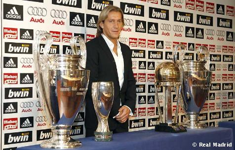 Míchel Salgado deja el Real Madrid