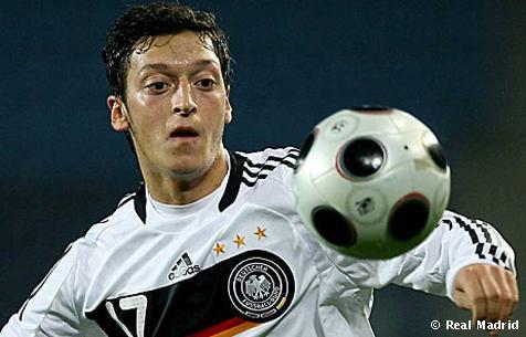 Mesut Özil, nuevo jugador del Real Madrid