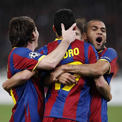 Panathinaikos 0 - Barcelona 3