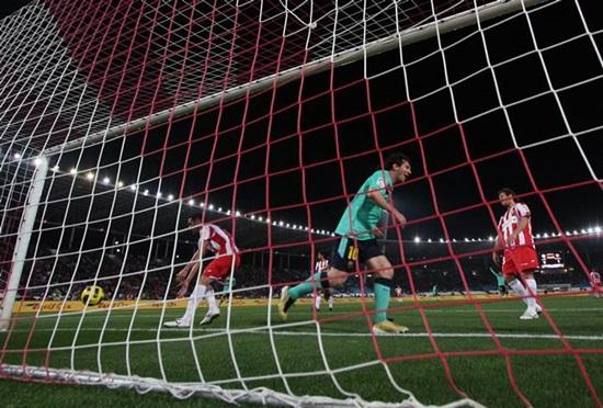 Almeria 0 - Barcelona 8