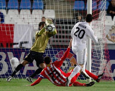 Almeria 1 - Real Madrid 2
