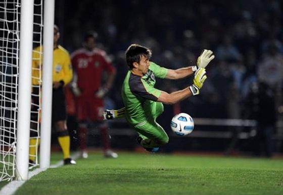 Argentina eliminada de la Copa America 2011