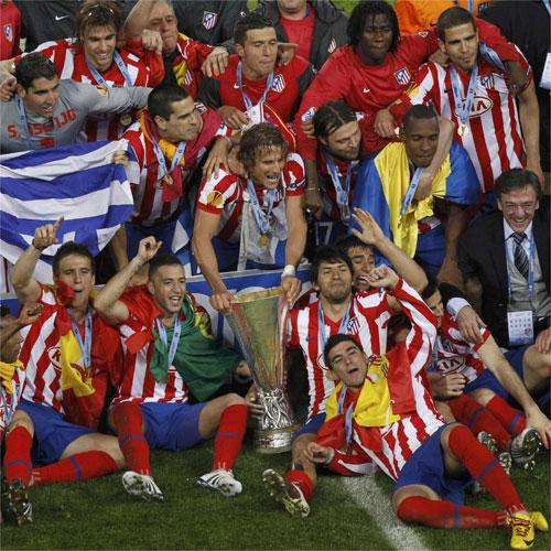 Atletico campeon Europa League