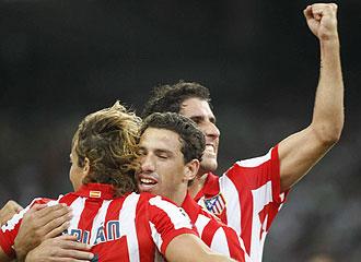 Panathinaikos 2 - Atlético 3