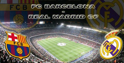 Barcelona - Real Madrid. En cuesta sobre quien ganara