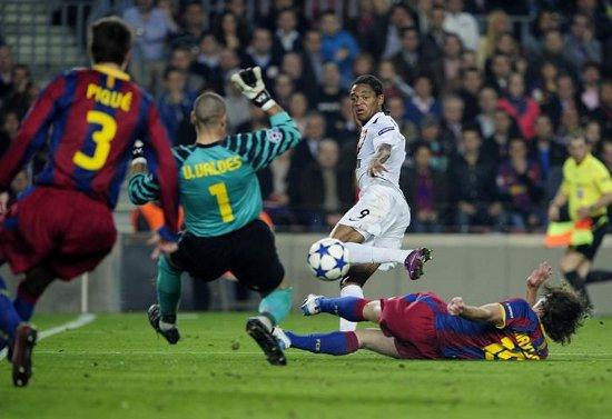 Barcelona 5 - Shakhtar Donetsk 1