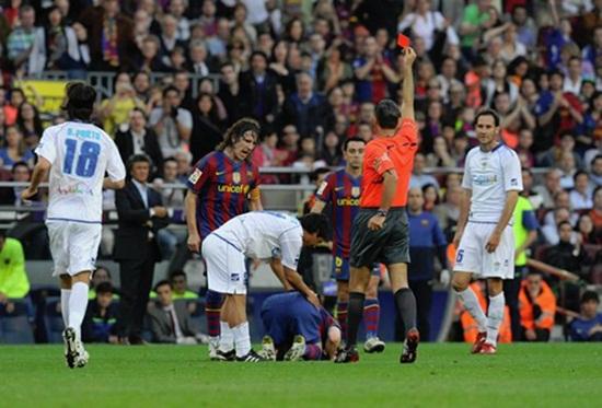 Barcelona 3 - Xerez 1