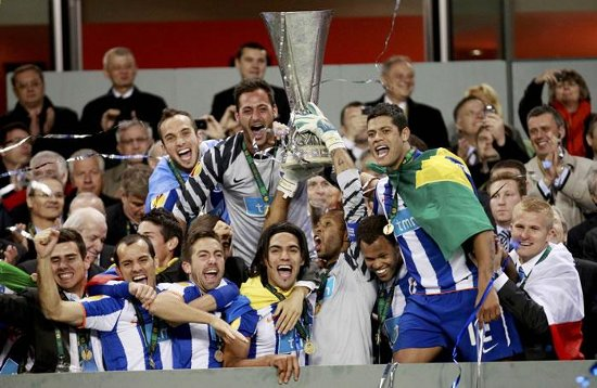 El Oporto gana la Europa League