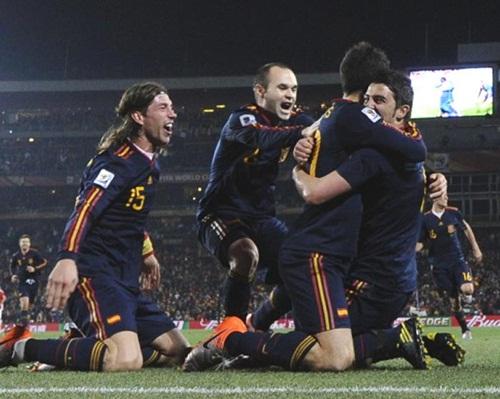 España a semifinales !!!