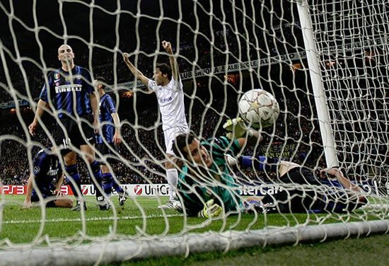 Inter de milan 2 - Schalke 5