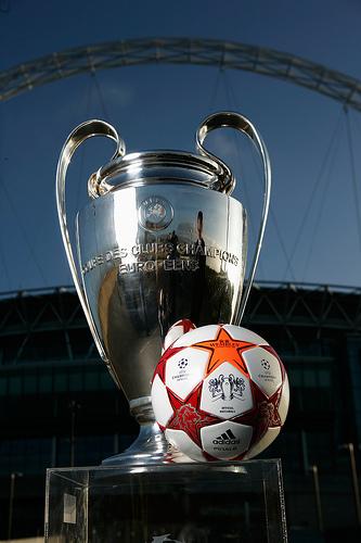 Final Liga de Campeones.