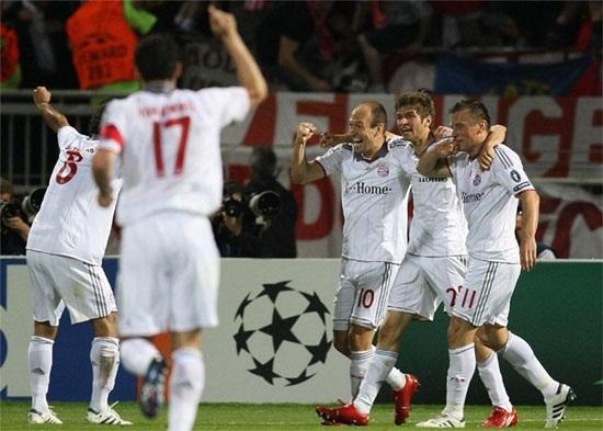 El Bayern pasa a la final