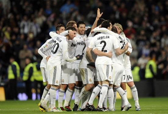 El Real Madrid ya es lider