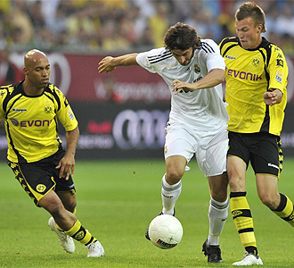 Borussia Dortmund 0 - Real Madrid 5