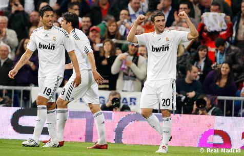 El Real Madrid ya es Líder