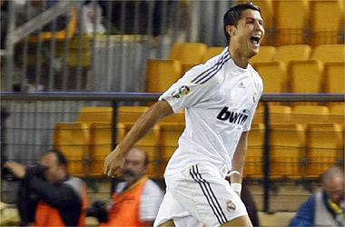 Cristiano vuelve a marcar ( 0-2 )