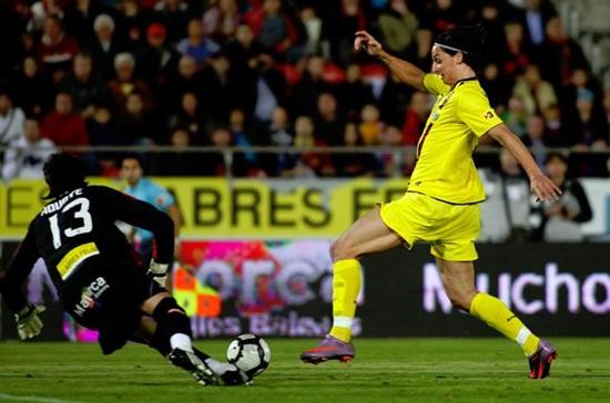 Zlatan hizo de 'Ibralatas'