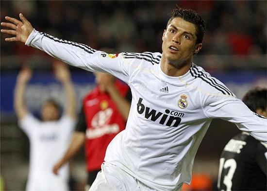 Hat-Trick de Cristiano Ronaldo