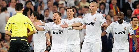 Una vez mas, el Real Madrid acaba con 10