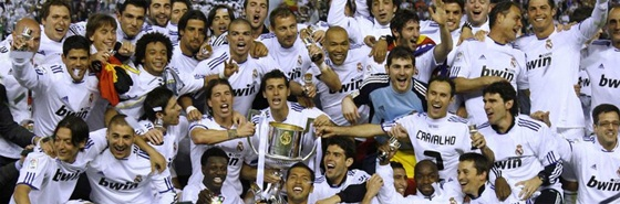 Real Madrid Campeon de la Copa del Rey