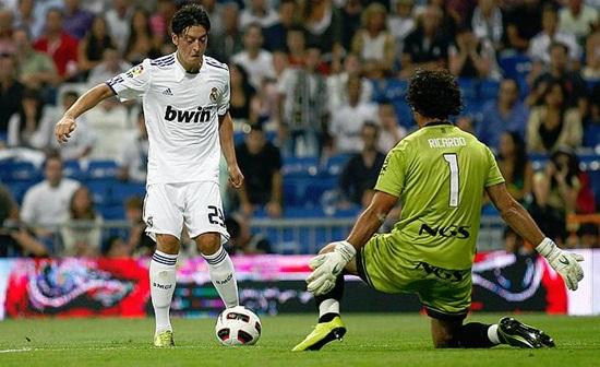 Real Madrid 1 - Osasuna 0