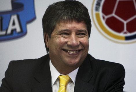 Hernán Darío Gómez rueda de prensa