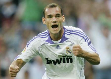 El Inter se lanza a por Sneijder
