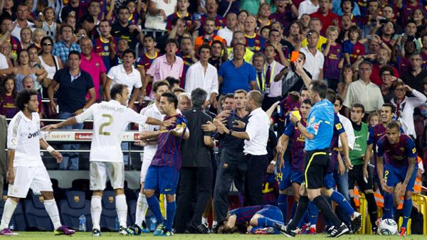 La Hipocresia del Barcelona
