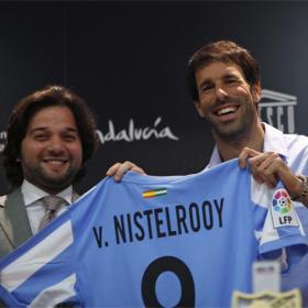 Van Nistelrooy:Este es el ultimo paso de mi carrera