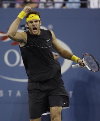 Del Potro se corona en el US Open