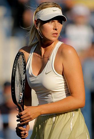 Sharapova quiere ganar su segundo Wimbledon
