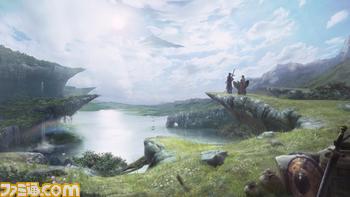 Frontier Gate, primeras imágenes y personajes