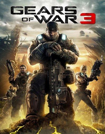 Gears of war 3, la saga bélica que te pone la piel de gallina