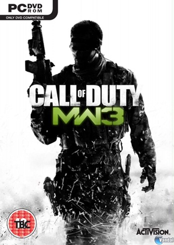 Desvelado Call of Duty: Modern Warfare 3