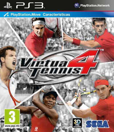 Virtua Tenis 4