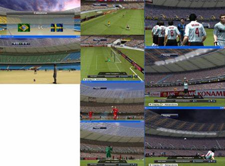 Descargas Pro Evolution Soccer 2009 PC Estadios