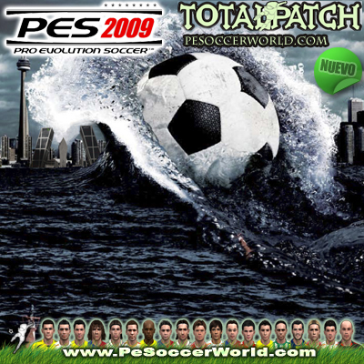 Muy pronto PeSoccerWorld TeaM Total Patch PES2009